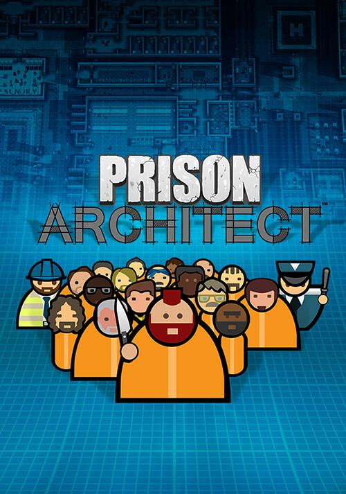 Prison Architect - Cover / Packshot