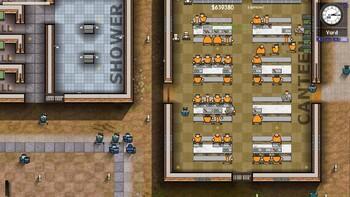Screenshot5 - Prison Architect