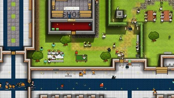 Screenshot3 - Prison Architect - Psych Ward: Warden's Edition