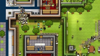 Screenshot1 - Prison Architect - Psych Ward: Warden's Edition