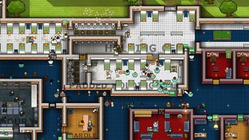 Screenshot7 - Prison Architect - Psych Ward: Warden's Edition