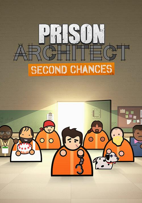 Prison Architect - Second Chances - Cover / Packshot