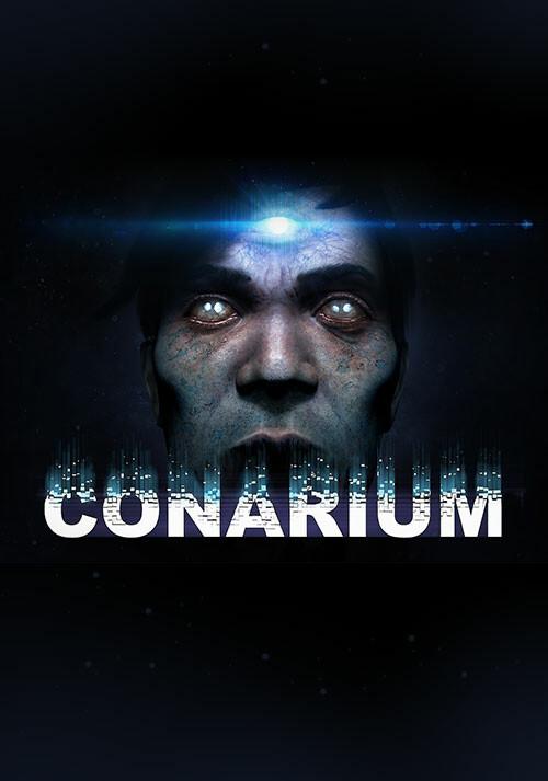 Conarium - Cover