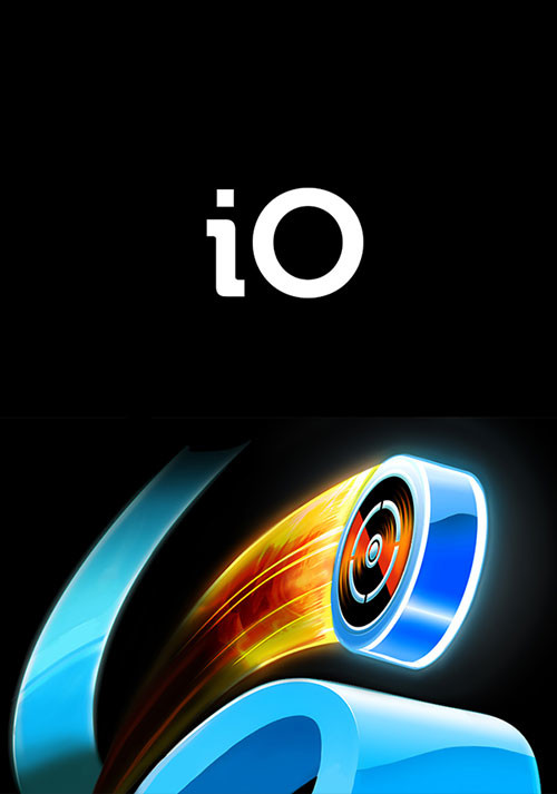 iO - Cover / Packshot