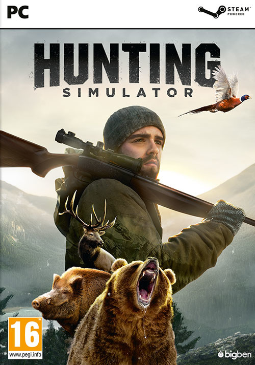 Hunting Simulator - Cover / Packshot
