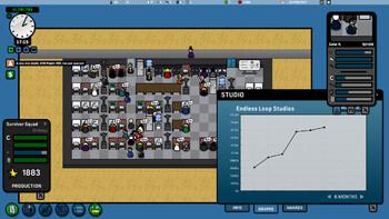 Screenshot1 - Game Corp DX
