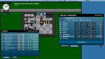 Screenshot4 - Game Corp DX