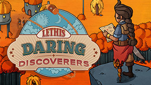 Lethis - Daring Discoverers