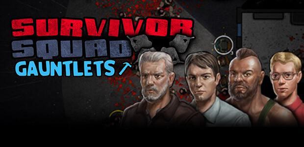 Survivor Squad: Gauntlets - Cover / Packshot