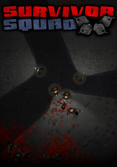 Survivor Squad - Cover / Packshot