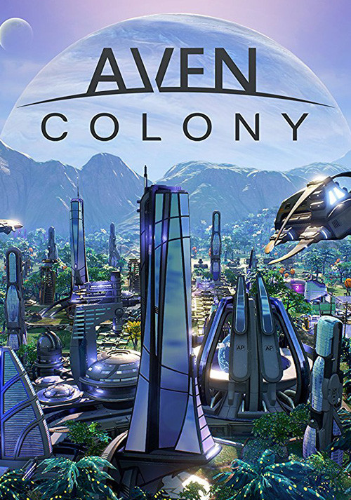 Aven Colony - Cover / Packshot