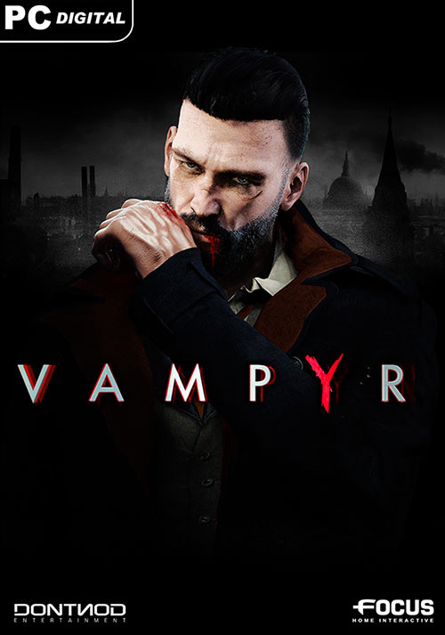 Vampyr - Cover / Packshot