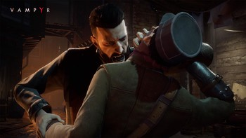 Screenshot1 - Vampyr