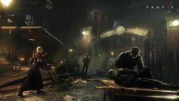 Screenshot6 - Vampyr