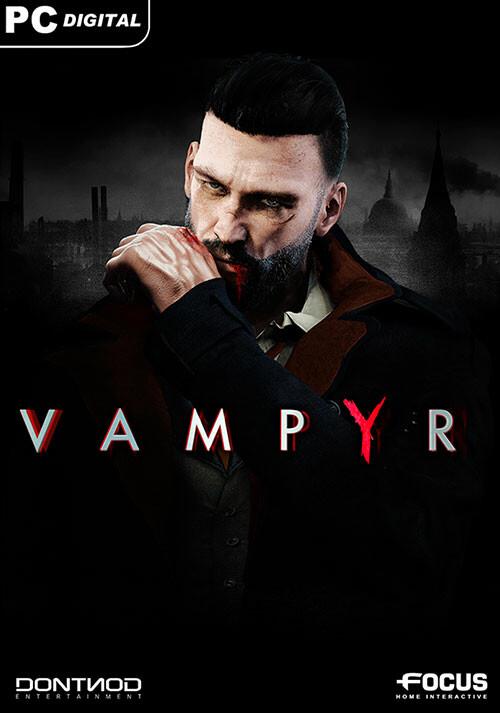 Vampyr - Packshot