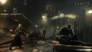Screenshot6 - Vampyr