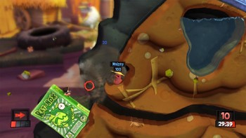 Screenshot3 - Worms Revolution