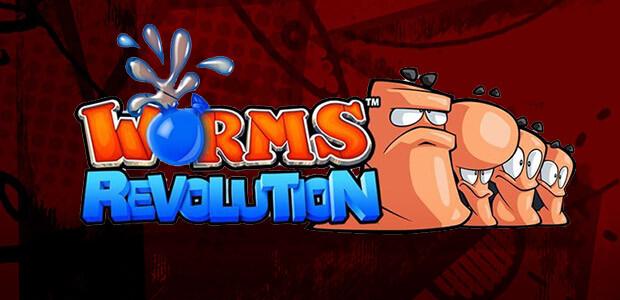 Worms Revolution - Cover / Packshot