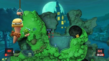 Screenshot8 - Worms Revolution