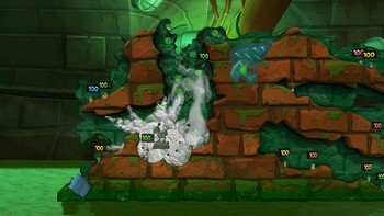 Screenshot10 - Worms Revolution Gold Edition