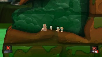 Screenshot11 - Worms Revolution Gold Edition