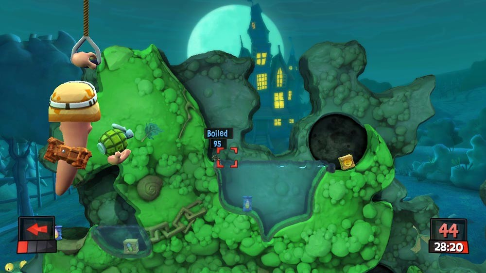 Worms Revolution Gold Edition [Steam CD Key] for PC - Buy now