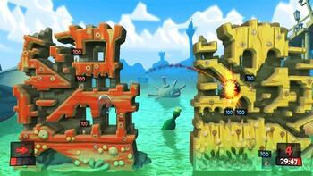 Screenshot1 - Worms Revolution Gold Edition