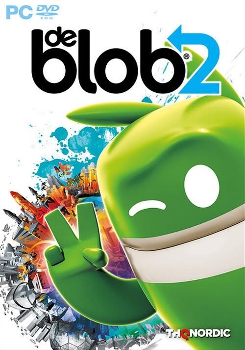 de Blob 2 - Packshot