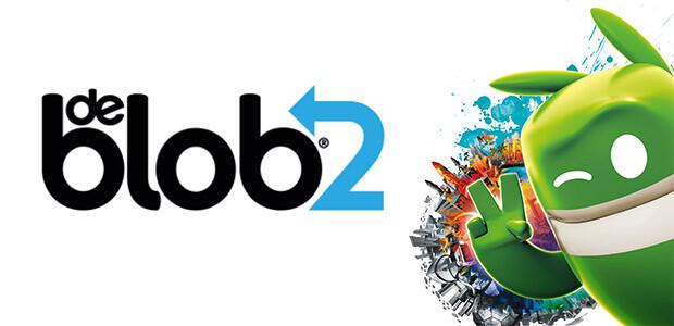 de Blob 2 - Cover / Packshot