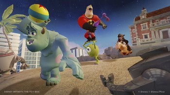 Screenshot1 - Disney Infinity 1.0: Gold Edition