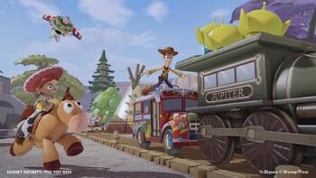 Screenshot2 - Disney Infinity 1.0: Gold Edition
