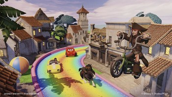 Screenshot5 - Disney Infinity 1.0: Gold Edition