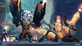 Screenshot3 - Disney Infinity 2.0: Gold Edition