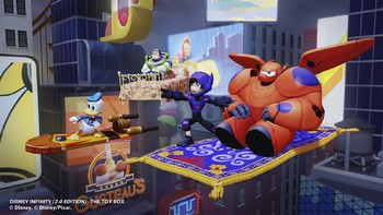 Screenshot4 - Disney Infinity 2.0: Gold Edition