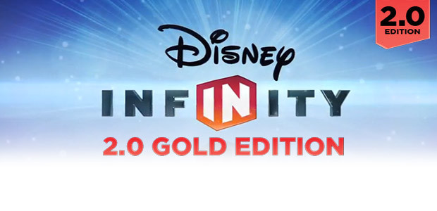 Disney Infinity 2.0: Gold Edition  - Cover / Packshot
