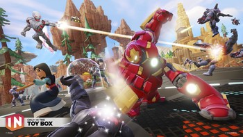 Screenshot1 - Disney Infinity 3.0: Gold Edition