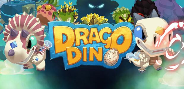 DragoDino - Cover / Packshot