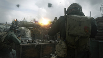 Screenshot5 - Call of Duty: WWII