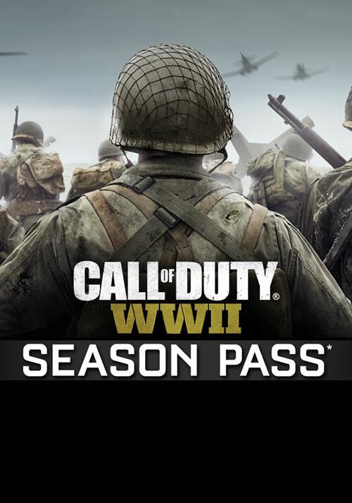 Call of Duty®: WWII - Season Pass - Packshot
