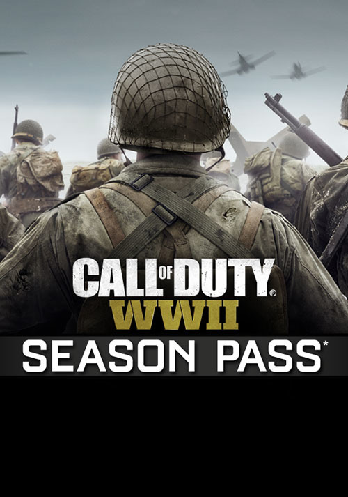 Call of Duty®: WWII - Season Pass - Packshot