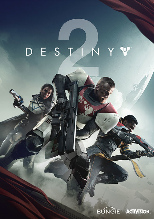 Destiny 2 - Packshot