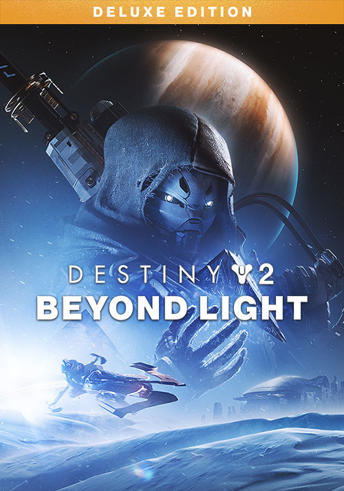 Destiny 2: Beyond Light - Deluxe Edition - Cover / Packshot