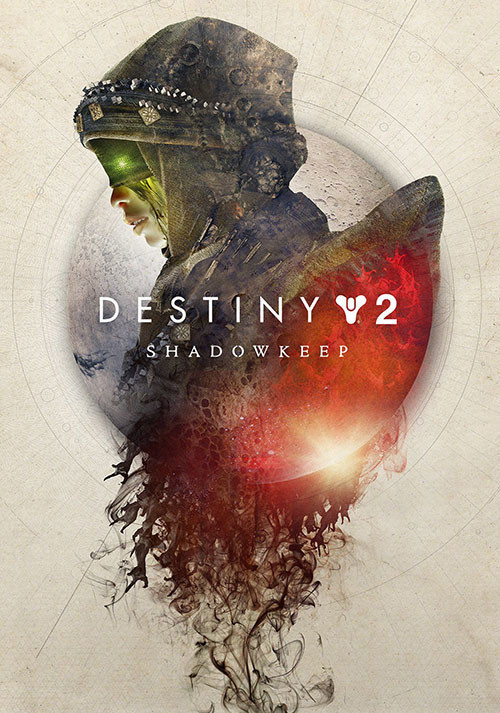 Destiny 2: Shadowkeep - Cover / Packshot