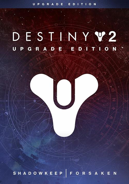 Destiny 2: Upgrade Edition - Cover / Packshot