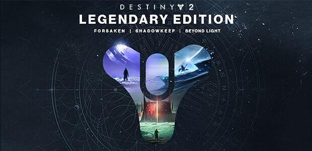 Destiny 2 Legendary Edition - Cover / Packshot
