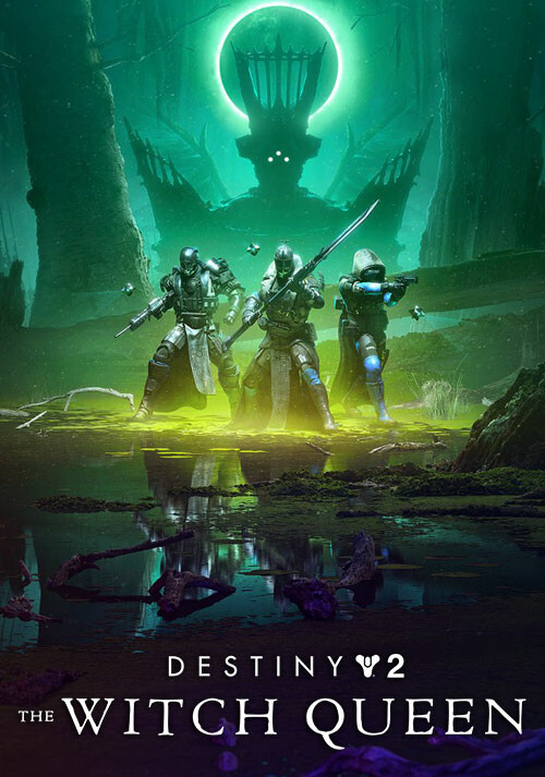 Destiny 2: The Witch Queen - Cover / Packshot