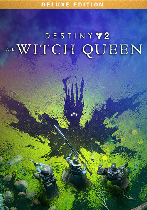 Destiny 2: The Witch Queen Deluxe Edition - Cover / Packshot