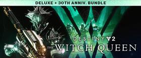Destiny 2 : La Reine Sorcière Deluxe + Pack 30e anniversaire Bungie