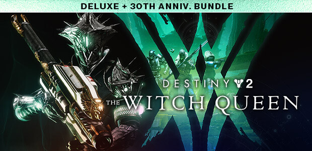 Destiny 2: The Witch Queen Deluxe + Bungie 30th Anniversary Bundle - Cover / Packshot