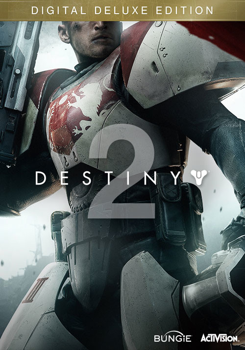 Destiny 2 - Digital Deluxe Edition - Packshot